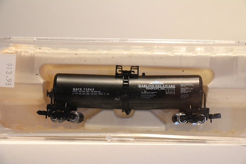 160203 DARLING-DELAWARE Funnel flow Tank Car