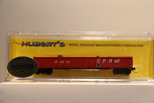 344794 52-6 CP RAIL Gondola with load