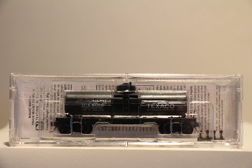 06544680 TEXACO WEATHERED  Tank Car
