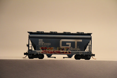 9244010 Weathered Grand Trunk Western