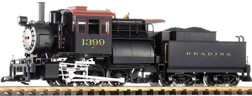 38240 RDG Camelback 0-6-0 Loco