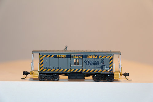 23224 CSX Bay Window Caboose