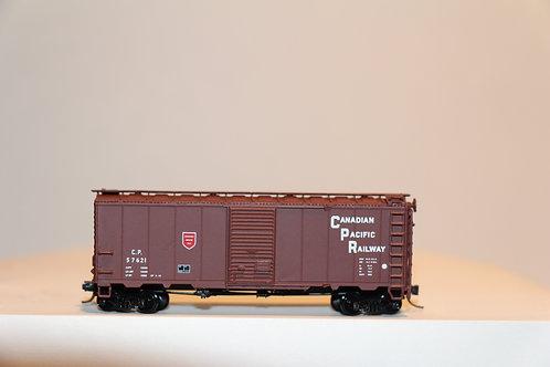 1109F CP RAILWAY BoxCar