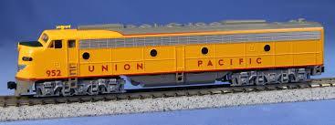 176-5316 Kato N EMD E9A Union Pacific #952