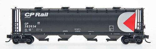 65115-39 N-CP Rail Black 388639