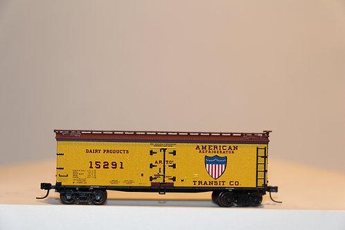 41465 40' Wood Reefer