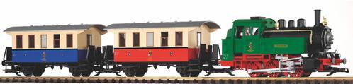 38130 BR80 Steam Passenger Starter Set 120V