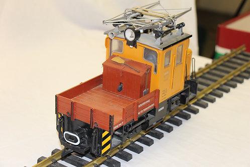 21330 LGB Electric or Diesel RhB TE Work Loco.