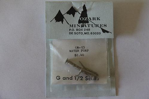 OM-53 Ozark miniature Water Pump