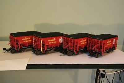 40040 PRR Ore Cars CN