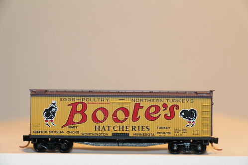 04900620 BOOTES HATCHERIES REEFER