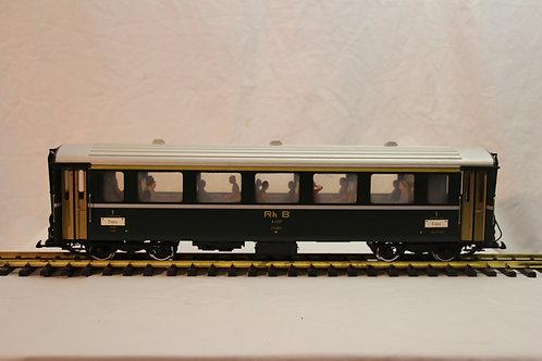 31675 LGB  RhB Passenger Car, 1st Class