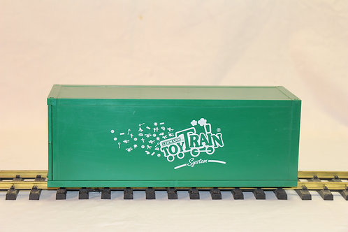 Lehman Toy Train Container Car
