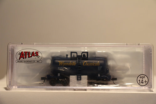 31422 WYANDOTTE CHEMICAL Beer can Tank Car