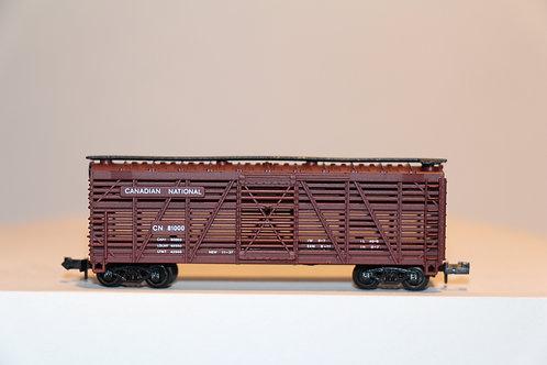 3445 CN Cattle Box Car