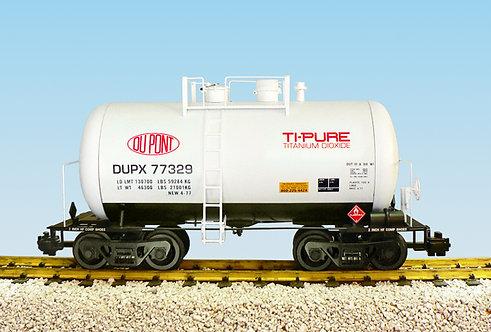 R15209 Dupont - White 29' Beer tank car