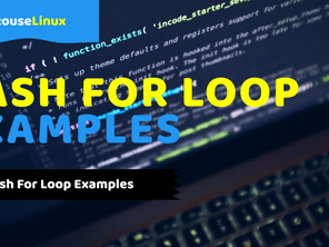 10 Bash for Loop In One Line Examples