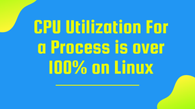 Debugging High CPU Utilization For a Process on Linux