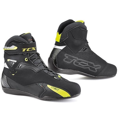 TCX Rush WP boots Fluo Black