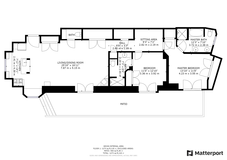 3D Tours + Floor Plans
