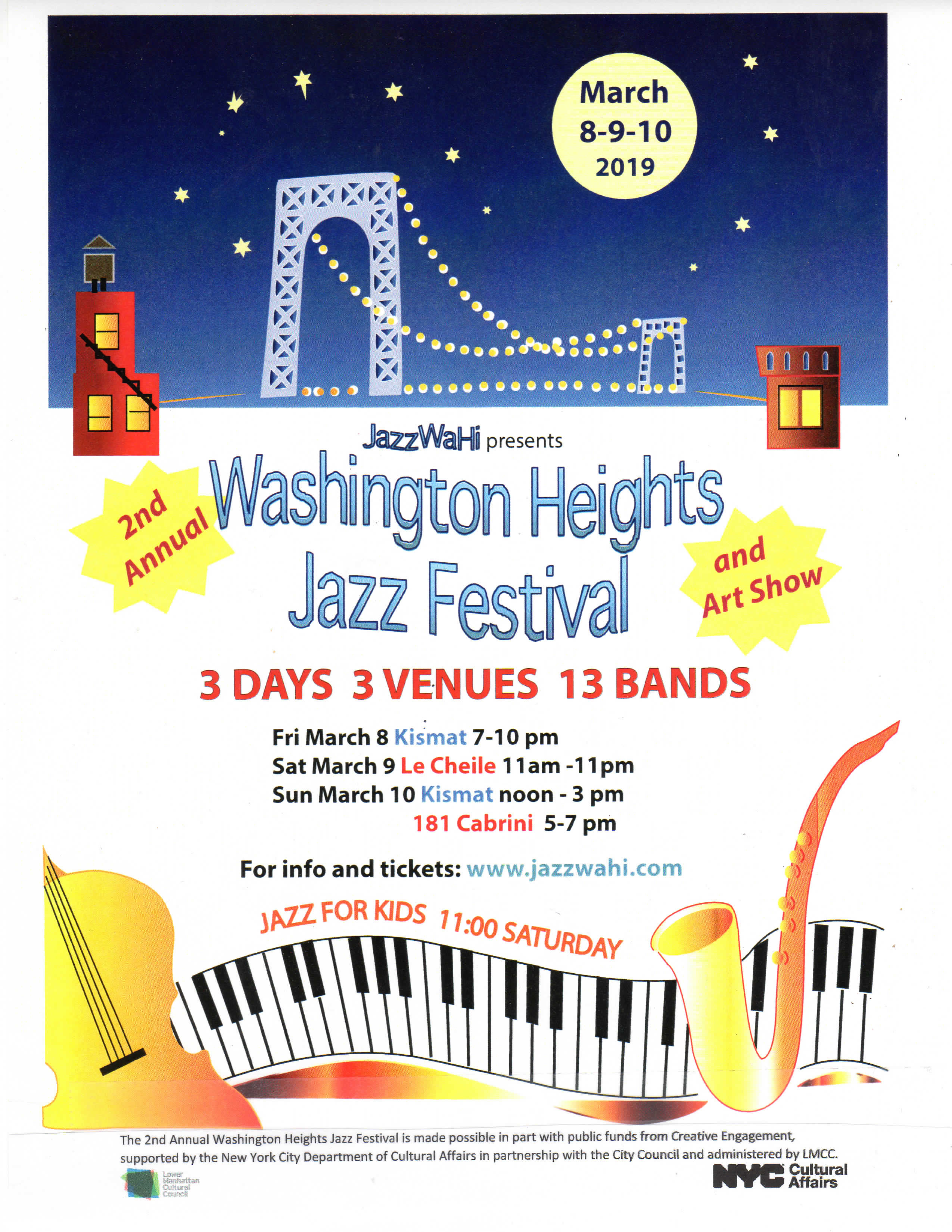 Playing March 9 @ 1:40pm with Josh Richman, Steve Wood and Andrew