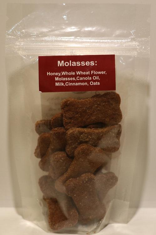 Molasses Coffee Shop Cookies