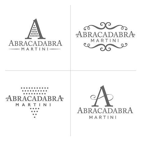 Martini Logo Drafts