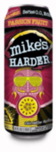 Mike's Harde Lemonade beverage can design