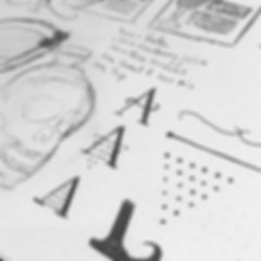Martini Logo Sketches