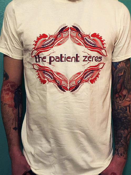 Born Again T-Shirt (Cream/Red)