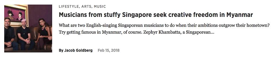 Drum Lessons Singapore - Zephyr Khambatta