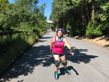 How Roller Skating Changed my Voice