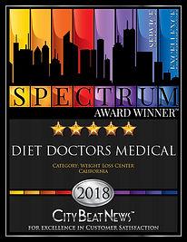 2018_spectrum_award_diet_doctors_medical
