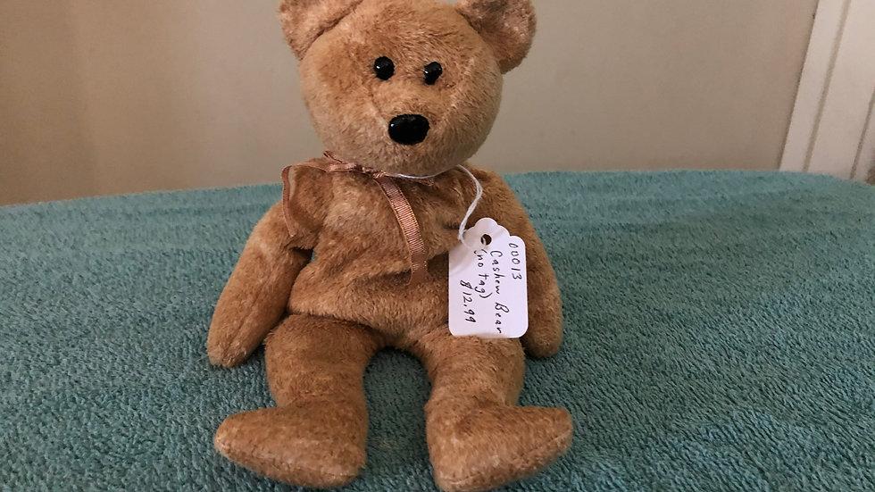 Cashew Bear Beanie Baby