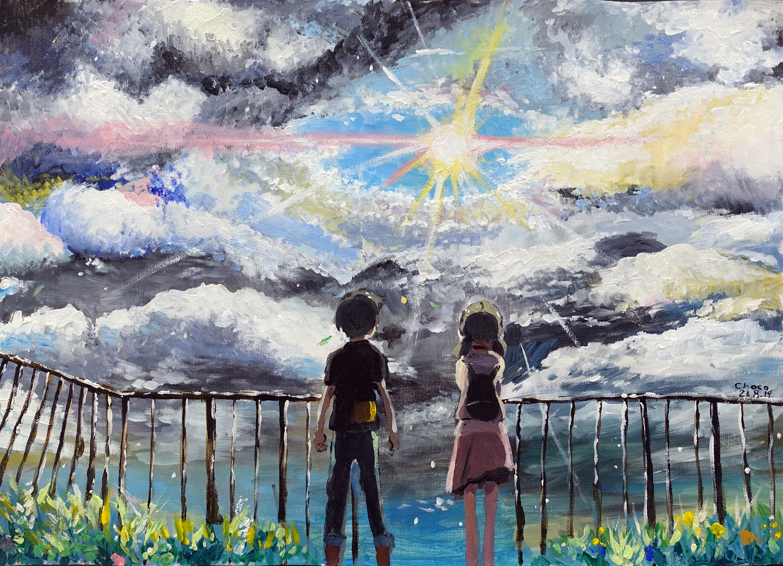 2B Tsang CL, Illustration2019, Acrylic Painting on Canvas.JPG