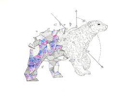 S1, Geometric Illustration, 2020-2021 j.