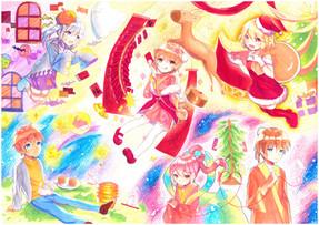 2020 - 2021 第十屆 世界兒童繪畫大獎賽(初中組) 亞軍       S3C  Tsang CL