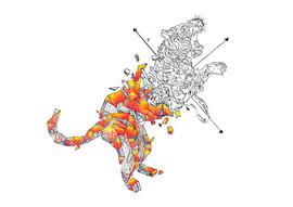 S1, Geometric Illustration, 2020-2021 b.