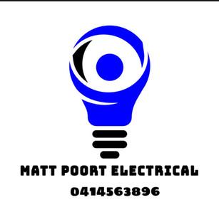 Matt Poort Electrical