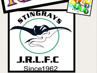 Stingrays JRLFC Fundraiser - June 15th