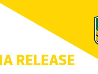 NRL Media Release: Shoulder Charge