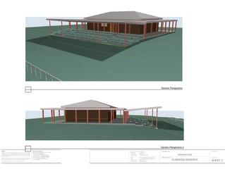 Flinders Reserve Grandstand Concept Plan