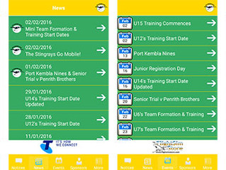 Stingrays Mobile App Now Available