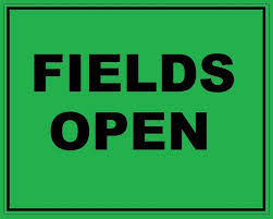 Grounds Open - Wednesday 26th June