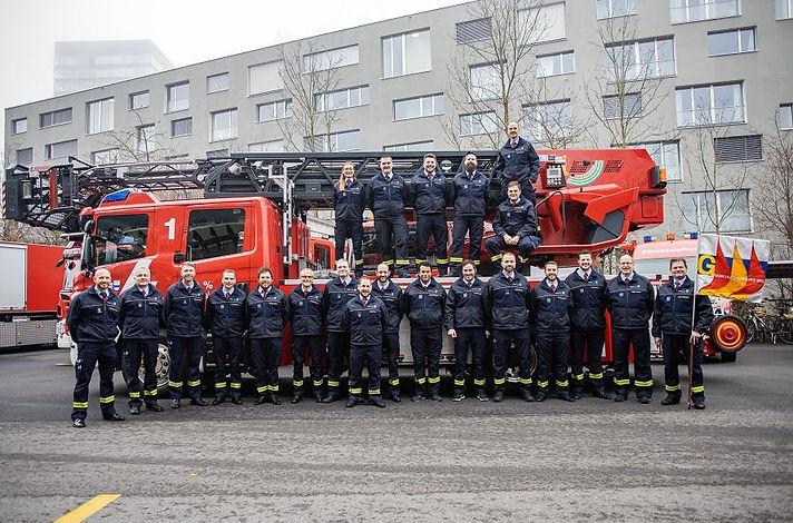 Mannschaft Gasschutzkorps 2020