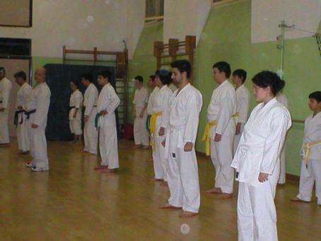 Attivazione corso Karate