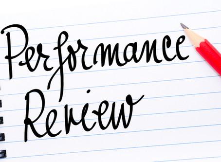 Y280 Performance Reviews
