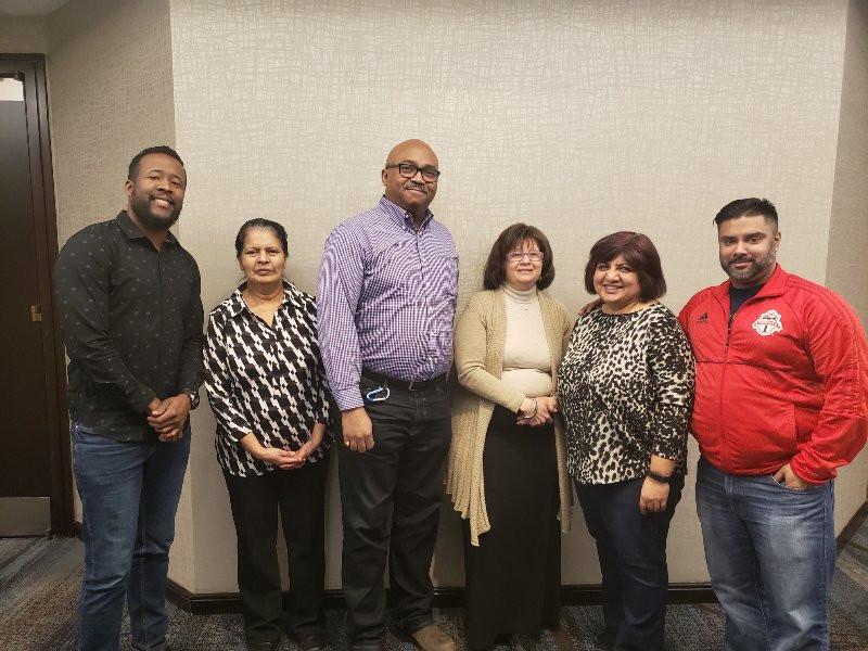 Executive Council Members