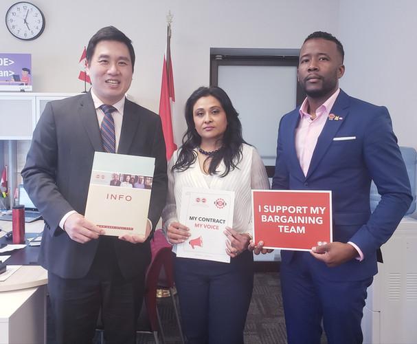 MP Lobby Campaign