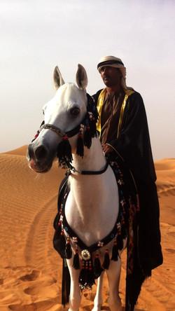 Hamasa- Arabian dress